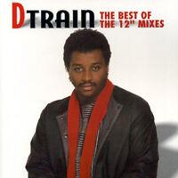 "D Train - Best of the 12"" Mixes [New CD] Canada - Import"