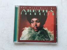 "ARETHA FRANKLIN ""THE VERY BEST OF ARETHA FRANKLIN"" CD"