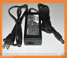 Genuine TOSHIBA Satellite A205 A215 L305 A305 L355D L505 A505 19V Laptop Charger