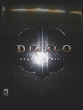 Diablo III (3) Reaper Of Souls Collector's Edition |BRAND NEW SEALED CE PC/MAC