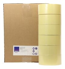 CLEANPRODUCTS Abdeckband-Klebeband 50 mm x 50 m, bis 110 Grad - 24 Stück