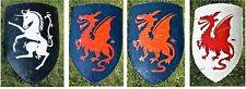 More details for larp re-enactment medieval shield  - 4 available