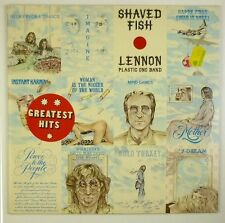 """12"""" LP - Lennon - Shaved Fish - B1270 - washed & cleaned"""