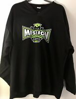 CHICAGO MISSION AAA Hockey Practice Hockey Jersey L/XL #15 Excellent Condition