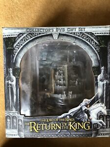 Lord Of The Rings Collectors DVD - Mug Not Included