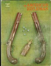 1971 American Rifleman Magazine: Redfield/M16/Nylon 66/NRA/Bolt-Action