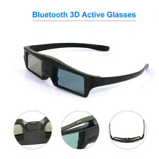 Rechargeable Active 3D TV Glasses Bluetooth for 3D Movie Panasonic Samsung Sony