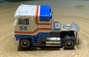 TYCO Semi Truck HO Slot Car