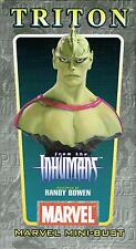 "TRITON MINI-BUST LIMITED EDITION BOWEN DESIGNS STATUE! ""MARVEL"" NIB"