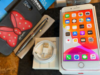 Apple iPhone 7 Plus (128gb) AT&T/ Cricket (A1784) Rose Gold: MiNT {iOS13}85%