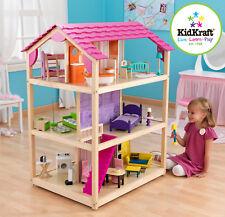 KIDKRAFT chic maison de poupée n°65078 SO CHIC Maison de poupées en bois