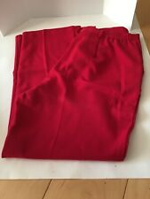 Sag Harbor Stretch Petite Pants Red Size 10