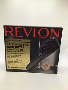 Revlon Pro Collection One Step Hair Ionic Dryer and Brush Styler