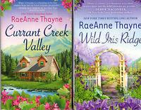 Complete Set Series Lot of 7 Hope's Crossing Books by RaeAnne Thayne Blackberry