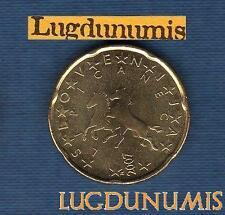 Slovénie 2007 20 Centimes D'Euro SUP SPL Pièce neuve de rouleau - Slovenia