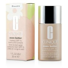 Clinique Even Better Makeup SPF15 (Dry Combination - No. 20/ WN124 Sienna 30ml