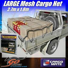 Cargo Net CGN02 Legal 30mm Premium Mesh Single Cab Ute 2.7m x 1.8m Trailer CGN02