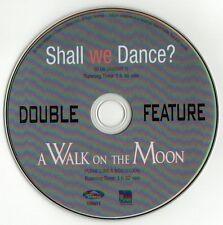 Shall We Dance / A Walk On The Moon (DVD disc)