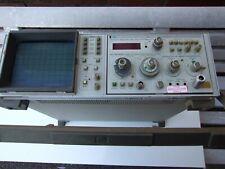 HP AGILENT  8559A SPECTRUM ANALYZER 1 kHz -21 GHz  Spares or Repair