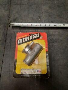 """Moroso For FORD Radiator Hose Filler 1-1/2"""" hose to 1-1/2""""  vintage original"""