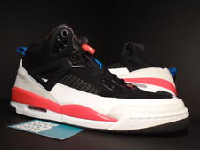 2010 Nike Air Jordan SPIZIKE BLACK WHITE INFRARED RED BLUE CEMENT 315371-002 13