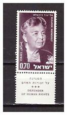 s30062) ISRAEL MNH** 1964 Eleanor Roosevelt 1v