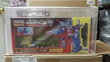 Takara Transformers 20th Anniversary C69  Shining Yellow Ultra Magnus  AFA 85