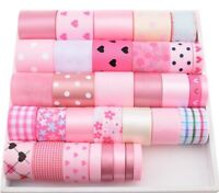 Mix Style Ribbon Set Handmade Craft Accessories Sewing Fabric Design Materials