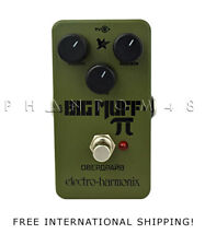 Electro-Harmonix Big Muff Pi Russian Reissue Distortion/Sustainer Effects Pedal