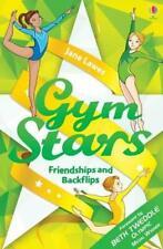 Amistades Y Backflips (Gimnasio Stars) de Jane Lawes , Aceptable Libro Usado (