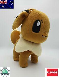 Pokemon Eevee Plush Toy Character Brand New 27cm