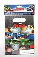 Marvel Avengers Birthday Party 8 X Party Bags