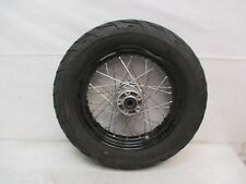 Harley Genuine Wheel Rear 16 x 3 Black Rear Wheel Wheels Dyna Softail Sportster