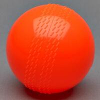 Windball Orange Cricket pet Indoor training outdoor wind balls practice 110 gm