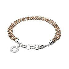 """Sterling Silver Fine Diamond Bracelets 7 - 7.49"""" Length"""