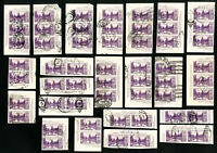 US Stamps # 770a VF Lot of 97 Used Catalog Value $300.00