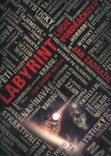 Labyrint / Labyrinth 2012 Czech Thriller DVD