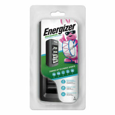 Energizer T43967 12V Universal Battery Charger Green /& Silver