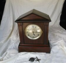 Good Running >Antique <>Seth Thomas-Sonora Bell<> Westminster Chime Mantel Clock