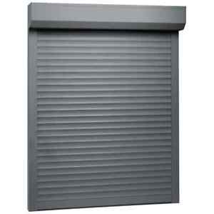 vidaXL Roller Shutter Aluminium 70x100cm Anthracite Window Blind Window Shade