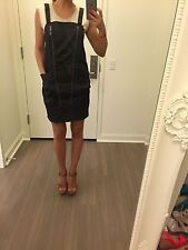 Diesel black gold XXS khaki military dress