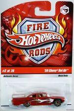 Hot Wheels Fire Rods
