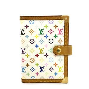 Louis Vuitton Monogram Multicolor Agenda PM Notebook Cover /A0887