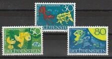 v1288 Liechtenstein/ Sagen   MiNr 497/99 **