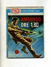 ATTACK # AMBURGO ORE 1,30 # N.76 Luglio 1969 # Editrice Junior