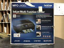 Brother MFC-J430W Inkjet Multi-Function Center Printer