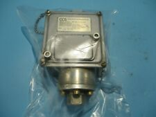 NEW CCS CONTROL SENSORS 604G3 PRESSURE SWITCH