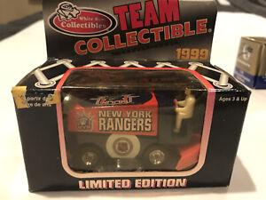 New York Rangers -1- mini zamboni 1999 NIB