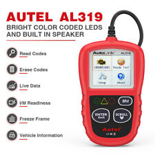 Autel AL319 OBD II OBD2 Engine Universal Car Code Reader Scanner Diagnostic Tool