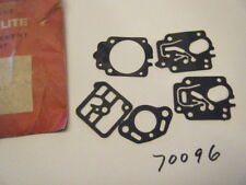 NEW HOMELITE GASKET SET PN 70096 YOU GET ALL GASKETS IN PHOTO